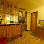 chata Hrivík - kuchyňa