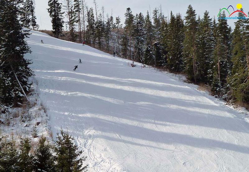 Lyžiarske stredisko Ski Lopušná dolina