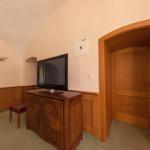 Kaštieľ Lučivná - apartmán de luxe obývačka